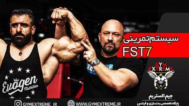 تصویر سیستم تمرینی FST 7